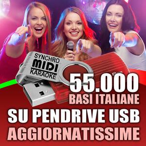 55-000-BASI-ITALIANE-MIDI-con-testo-per-KARAOKE-AGGIORNATE-SANREMO-2017-e-oltre