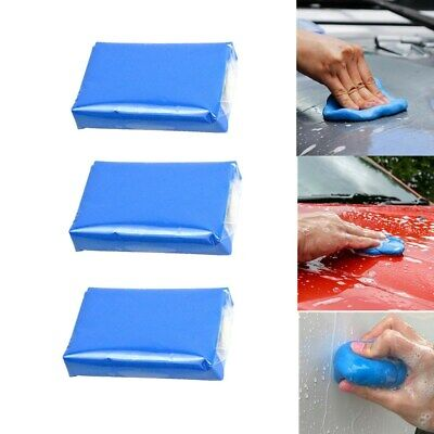 3 pack Auto Car Clay Bar Auto Detailing Magic Clay Bar Cleaner...