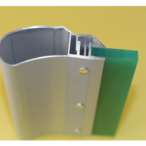 "6"" inch 70 Durometer Aluminum handle Screen Printing Squeegee  -  4 pces"