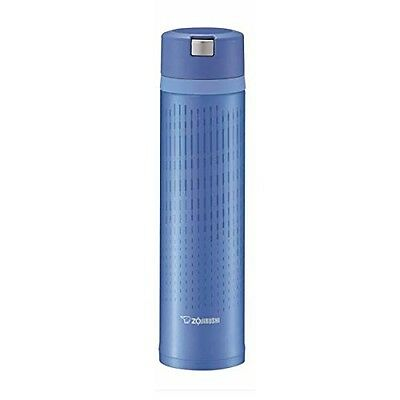 Zojirushi  Stainless Thermos Mug Bottle Quick Open & Easy Lock 0.6L SM-XC60-AL