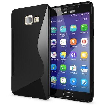 Samsung Galaxy A5 2016 Hülle Handyhülle von NALIA, Slim Silikon Case Schutzhülle