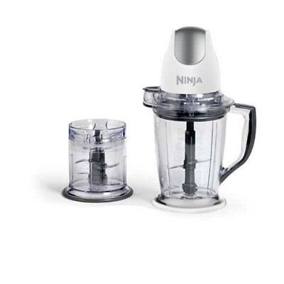 Ninja Suppress Prep 400W Blender & Food Processor & 101 Drink Recipe Handbook