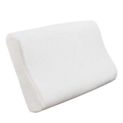Memory Foam Pillow Cooling Gel Reversible Orthopedic Support Neck Pillows Sleep