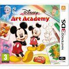 Nintendo 3DS Video Games Art Academy