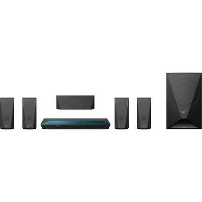 Sony 1000W 5.1-Ch 3D Smart Blu-ray Home Theater / Wi-Fi / Bluetooth | BDV-E3100
