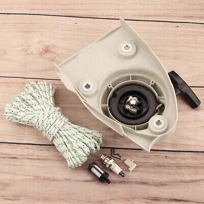 Recoil Starter Pull Start For Stihl Ts410 Ts420 4238 190 0300 Bigger Handle