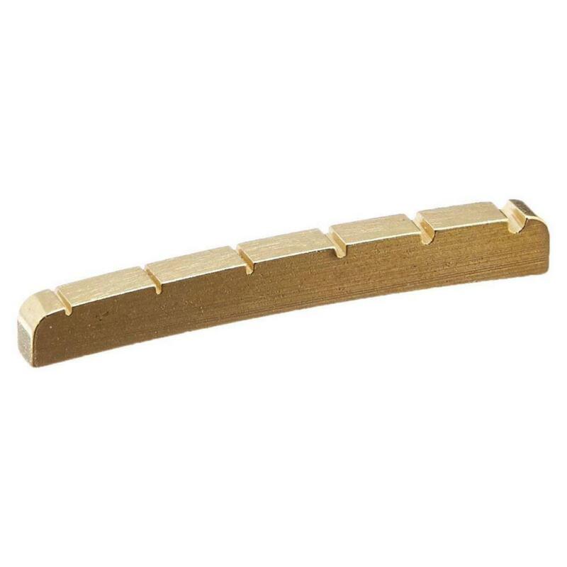 Fender Yngwie Malmsteen Pre-Slotted Brass Nut 0073916049
