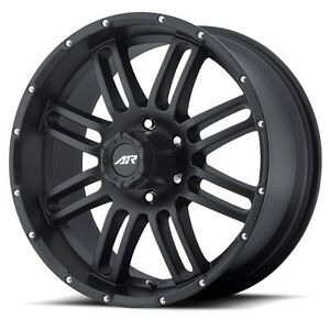 Brand New American Racing 901 Rims Full set (4) 17 inch