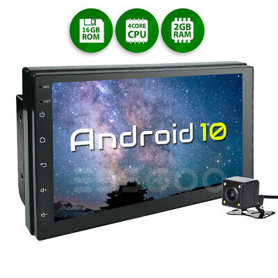 7 inch android 10 car stereo gps