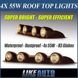 220w H3 Roof Mount Light Pod Waterproof Seals 4wd Off road SALE Moorabbin Kingston Area Preview