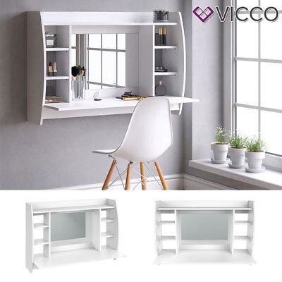 VICCO Mesa de maquillaje de pared MAX Tocador de mesa Belleza de...