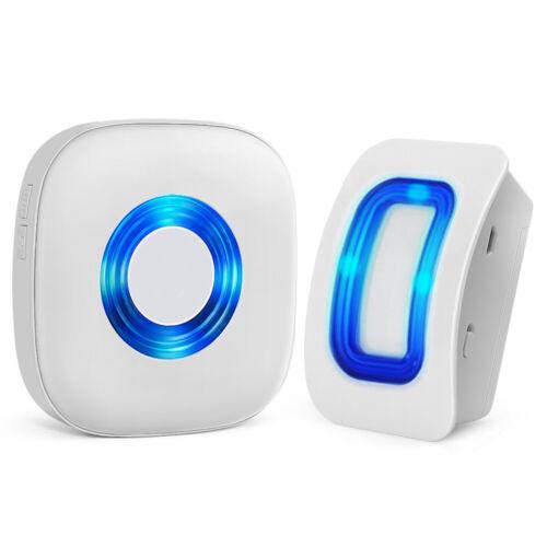 Wireless Door bell Motion Sensor Home Security Door open alarm Entry Chime