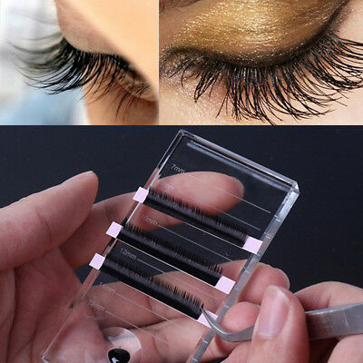 Crystal Glue Pallet Lash Holder For Eyelash Extensions Adhesive Tools