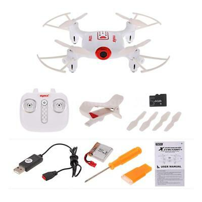 Syma X21W 6-Axis gyro headless mode with altitude control RC Drone M7R5