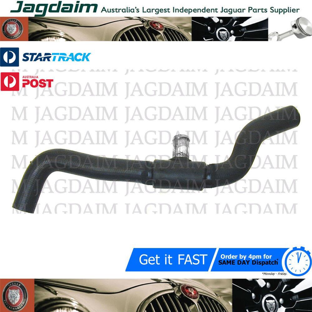 Radiator Coolant Hose Upper URO Parts XR854920K fits 02-08 Jaguar S-Type 3.0L-V6