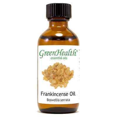 2 fl oz Frankincense Essential Oil (100% Pure & Natural) - GreenHealth