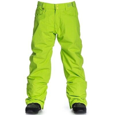 BRAND NEW Men's Quiksilver State Snowboard Pants Small