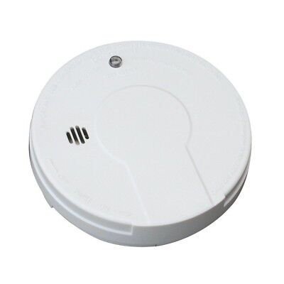 KIDDE I9050 SMOKE ALARM W/ TEST BUTTON & 9-VOLT BATTERY - 4 PACK - FREE SHIPPING
