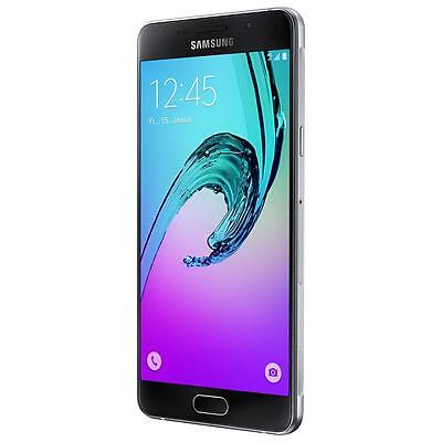 Samsung Galaxy A5 (2016) black, Smartphone, Android 5.1, 16 GB, 5,2 Zoll