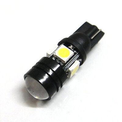 20w Glühlampe (Auto T10 LED W5W 196 168 LED Auto Glühlampe 12V 20W mit Projektorlinse Nützlich)