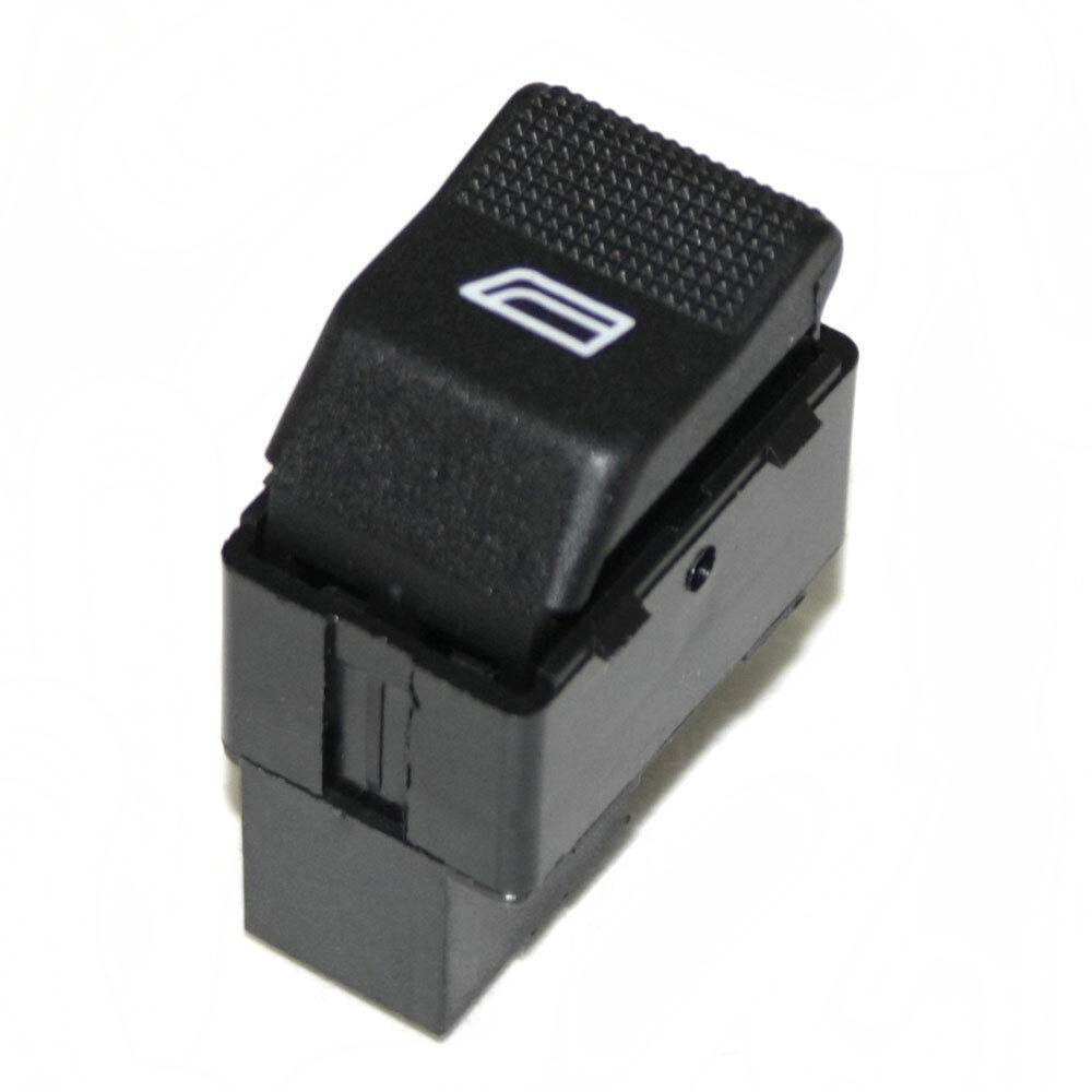 Black Window Rocker Switch Button For Vw Volkswagen Polo