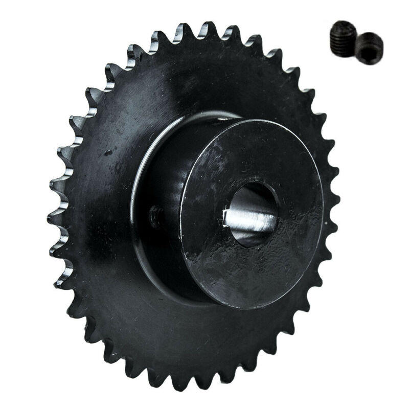 "35B36T-3/4"" Bore 36 Tooth B Type Sprocket for 35 Roller Chain"