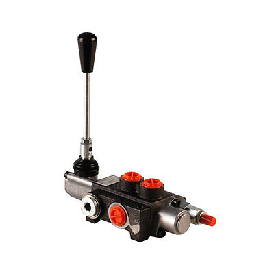 Hydraulic Lever Spool Valves