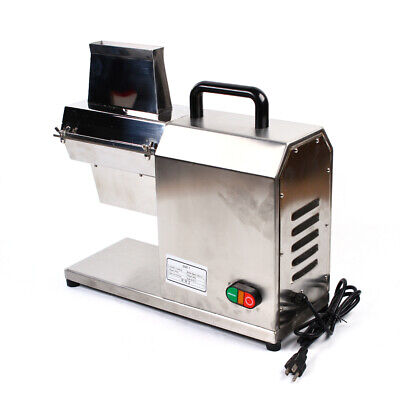 Commercial Electric Meat Tenderizer Machine Beefsteak Flatten Kitchen Tool 750w