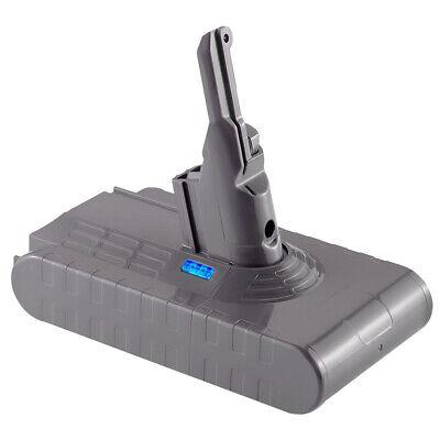 For Dyson V8 21.6V SV10 Li-ion Battery Absolute Animal Fluffy Handheld Vacuum