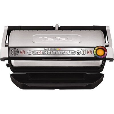 Tefal Optigrill+ Plus XL GC722D Kontaktgrill Elektrogrill Tischgrill 2000W WOW!