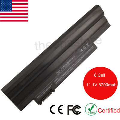 Battery for ACER Aspire one 522 722 D255 D255E D257 D260 D270 AL10A31 AL10B31 US