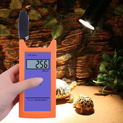 RGM-UVC UVC Light Meter Spectrum 220-280NM UV Radiation Reptile Measurement Tool