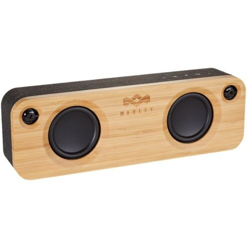House of Marley Get Together Portable Bluetooth Wireless Speaker Audio System