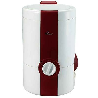 Hanil Electric Food Dehydrator FD-08WR Stainless Steel Bucket Safety Cover Timer