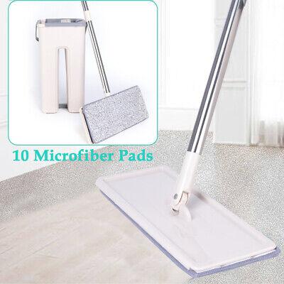 Mocio per pavimenti Mop e secchio Set Panno per pulizia con panno in microfibra