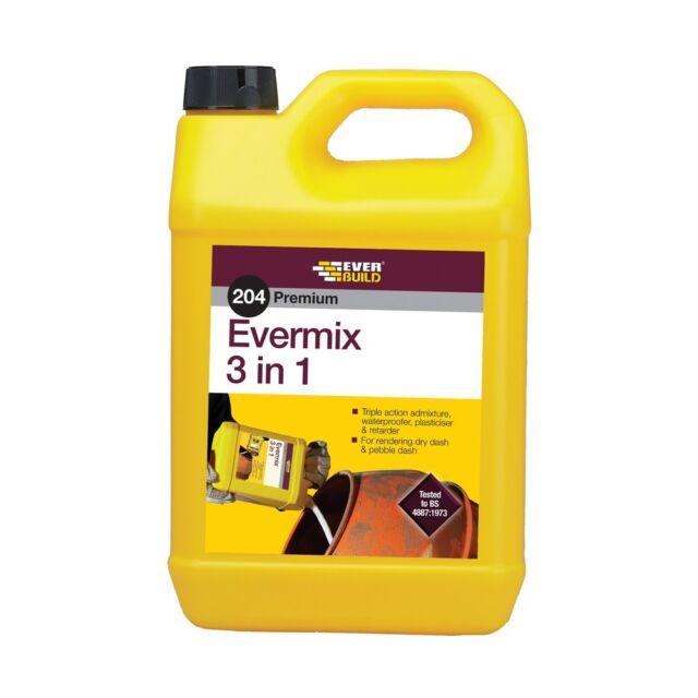 5 Litre 204 Evermix 3 In 1 EMIX5