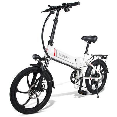 Bicicleta Eléctrica montaña 20