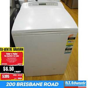 Fisher And Paykel 8KG Aquasmart Top Load Washer with Warranty Booval Ipswich City Preview
