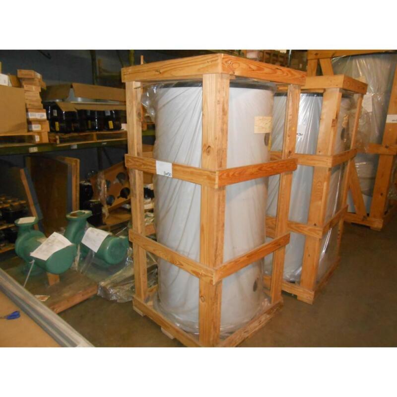 LOCHINVAR RJA175-2 175 GALLON GLASS LINED LOCK-TEMP STORAGE TANK