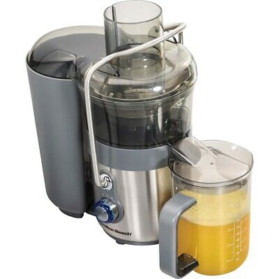 Hamilton Beach Premium Big Mouth 2 Speed Juice Extractor wit