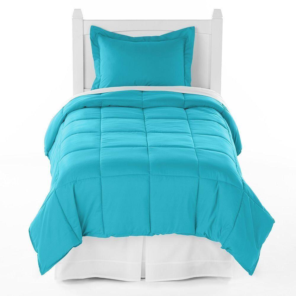 Twin Xl 5-piece Bed In A Bag (twin Xl, Aqua)