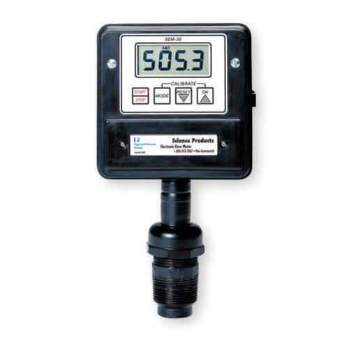 STEVEN BADER Electronic Flowmeter SEM 40