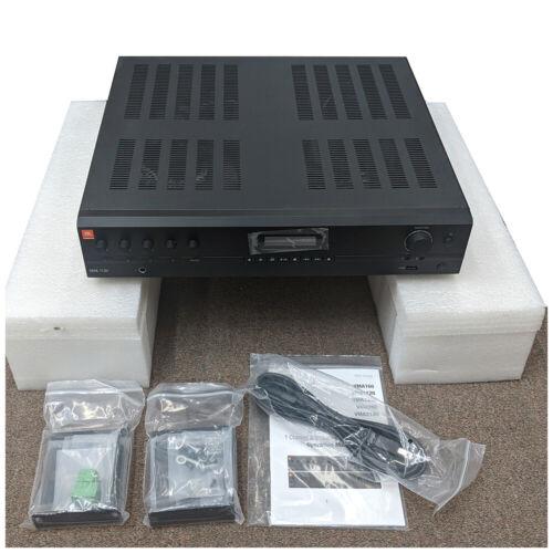 JBL VMA1120 Commercial/Restaurant 120W 70v Bluetooth Mixer/Amplifier 5 Inputs