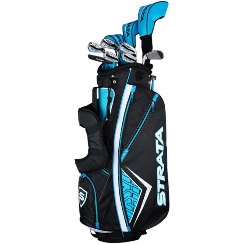 Callaway Strata Plus 14 Piece Ladies Golf Set Graphite Right Hand