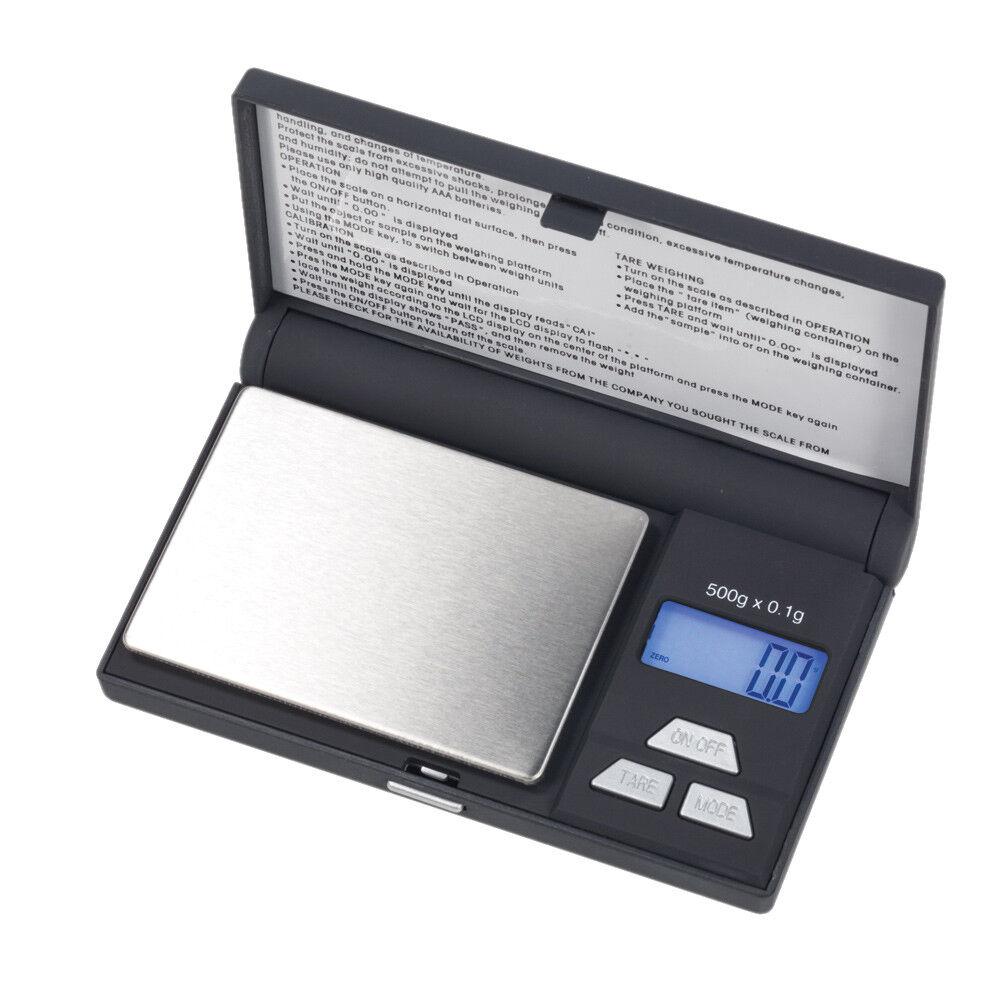 OHAUS YA102 Taschenwaage Feinwaage Goldwaage 100g + 0,01g Einheiten g,oz,ct,gn