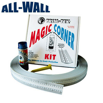 Trim-tex Magic Corner No-crack Drywall Bead Kit For Vaulted Ceilings Off-angles