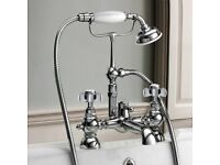 BNB bath shower mixer tap. Cost over £100 new but never fitted.
