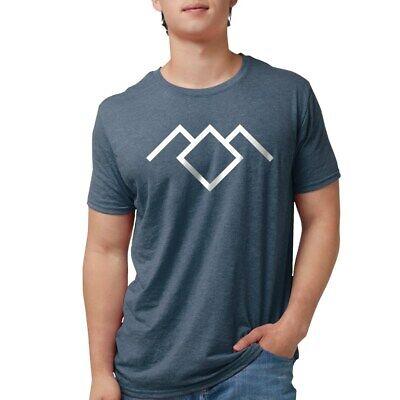 CafePress Twin Peaks Owl Cave Symbol T Shirt Mens Tri-blend T-Shirt -