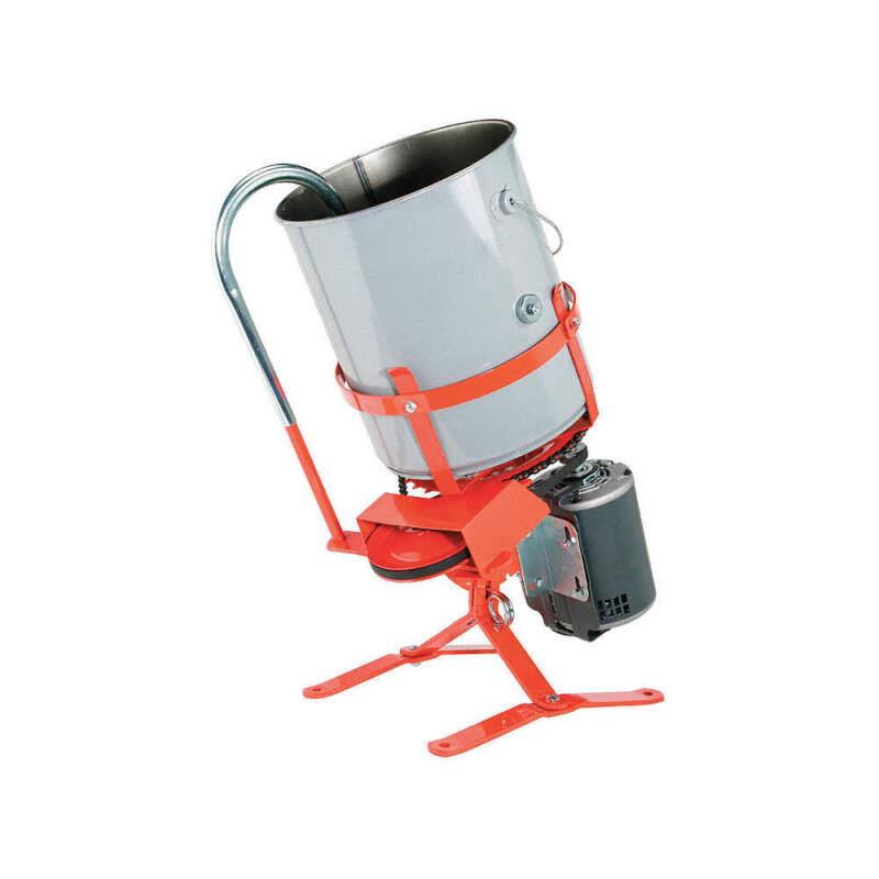 HUMBOLDT 5DNN1 Asphalt/Concrete Mixer,Stationary,5 Gal