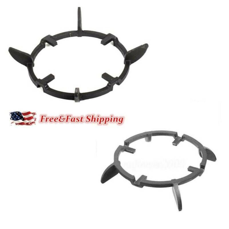 wok cast iron stand rack support ring